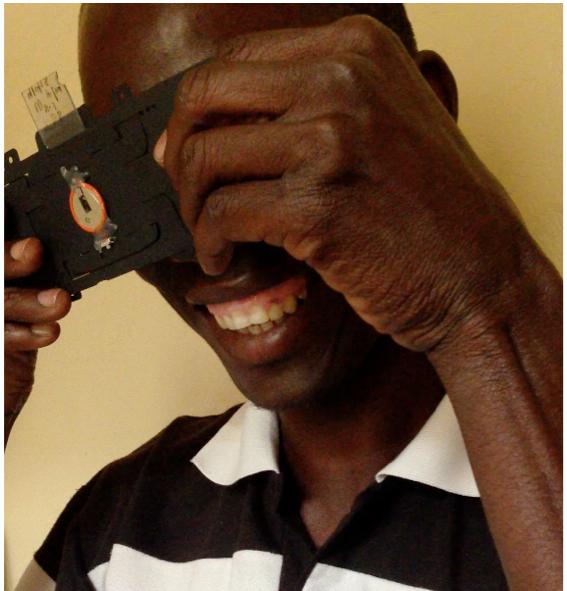 Foldscope in Uganda
